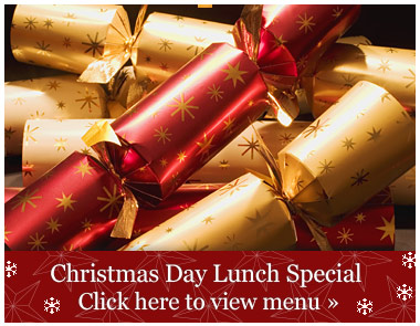 Christmas Day Lunch Special 2016