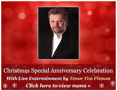 Christmas Special Anniversary Celebration